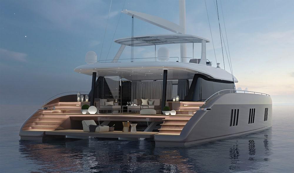 Helsinki Sea Charter - Sunreef 60 venevuokraus